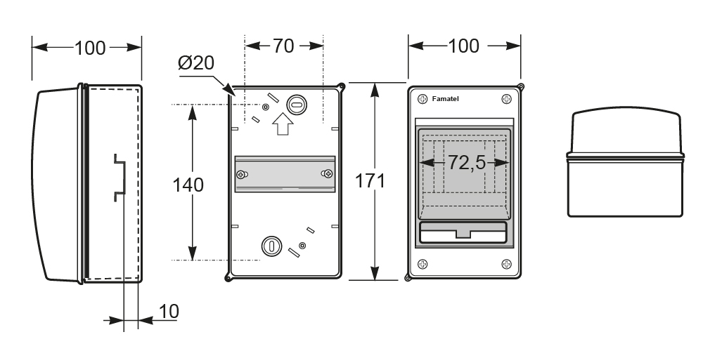 Desenho técnico 3902-t