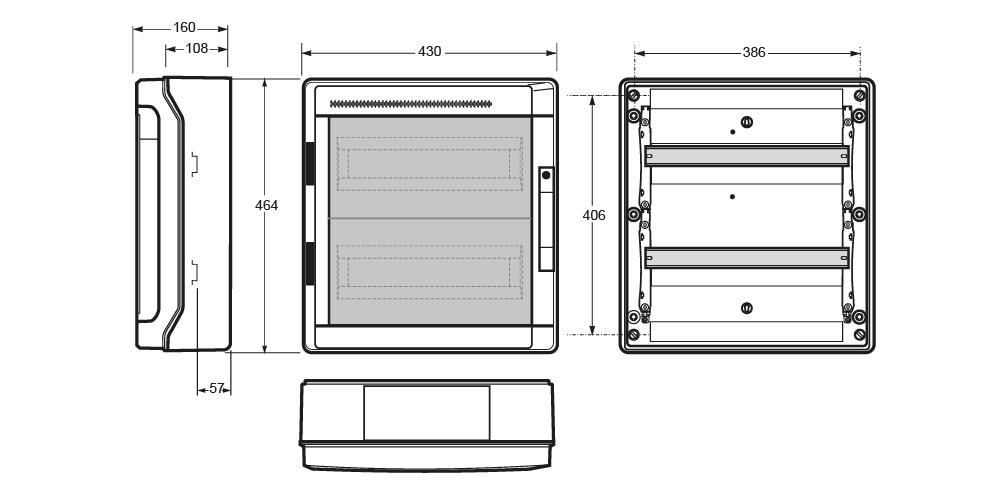 Desenho técnico 39054