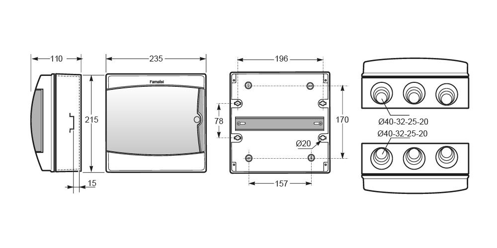 Desenho técnico 3908-t
