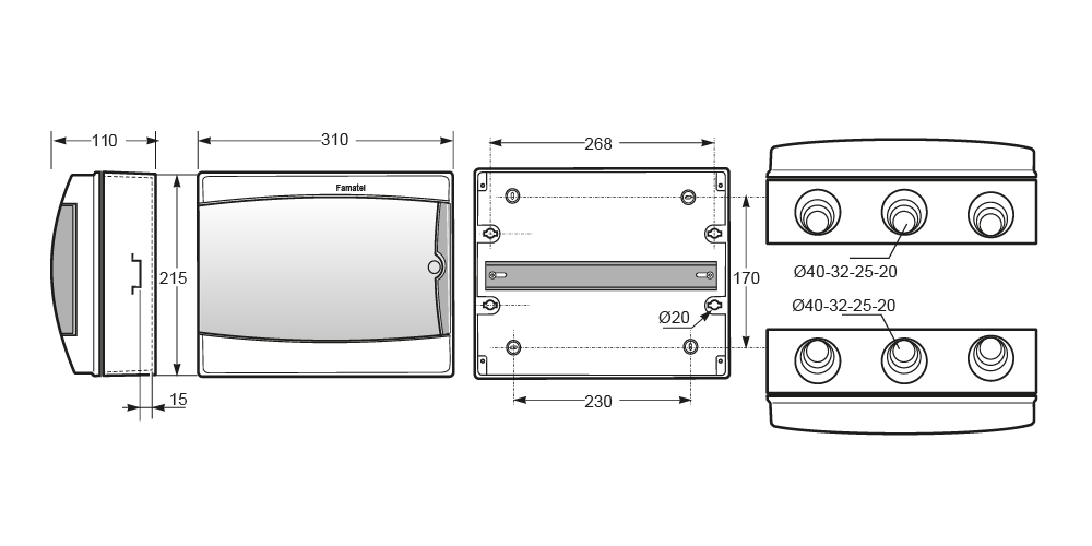 Desenho técnico 3912-t