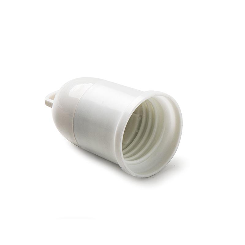 Soquete doméstico plástico 175 Adaptadores Famatel